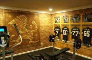 gym wall murals 70 home gym ideas and gym rooms to empower your workouts