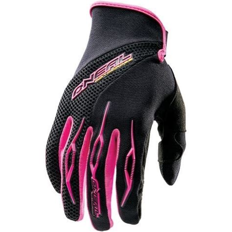 oneal motocross gloves o neal racing element racewear women s motocross off road