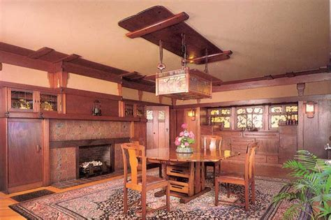 gamble house interior craftsman style 1905 1930 circa old houses old houses for sale and historic