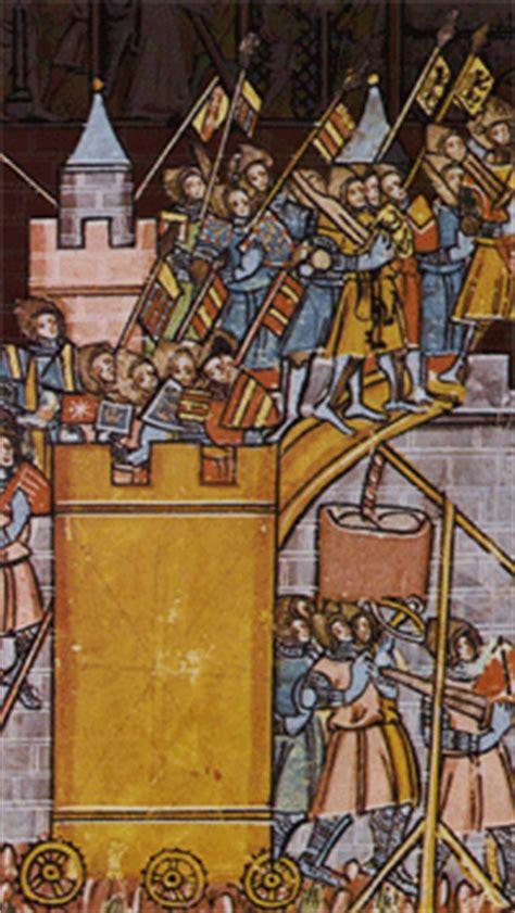 siege tower definition warfare arms