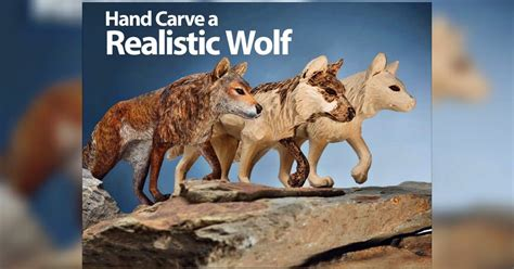 wolf carving wood carving patterns woodarchivist