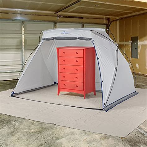 Booth Portable Jumbo 150x70x90 Homeright Large Spray Shelter C900038 Portable Paint Booth