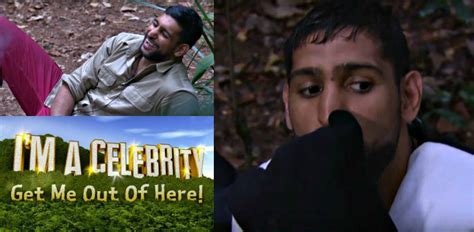 amir khan celebrity jungle amir khan becomes jungle villain in i m a celebrity week 2