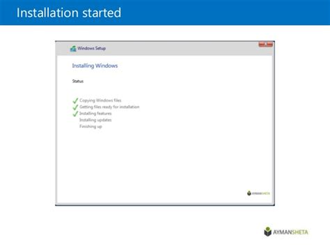 windows server 2016 administration fundamentals deploy set up and deliver network services with windows server while preparing for the mta 98 365 and pass it with ease books installing windows server 2016 tp 4