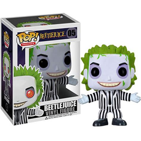 funko pop classic movies vinyl figure beetlejuice 4