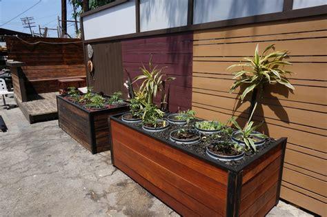 Planter Box Wa by Planter Boxes Harwell Design Fences Driveway Gates