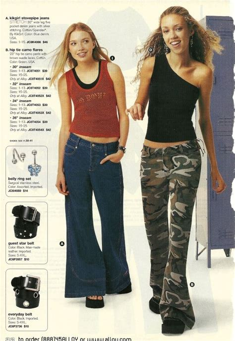 Flashback: Alloy   Bell bottom jeans, Nostalgia and Skirts