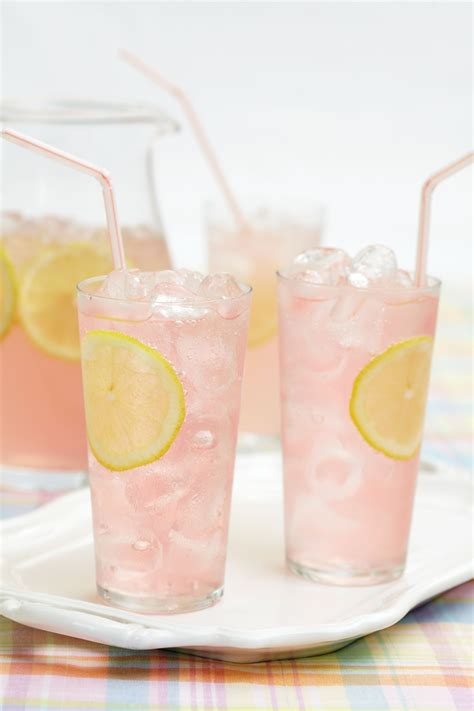 Lemonade And Cranberry Detox And Flare Ups by Pink Lemonade Recipe Taken From Boutique Baking