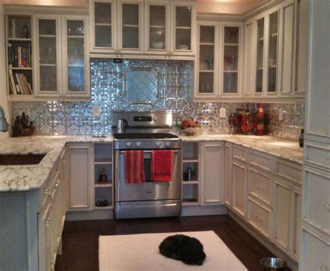 tin backsplashes for kitchens testimonial tin ceiling xpress tin ceiling tiles