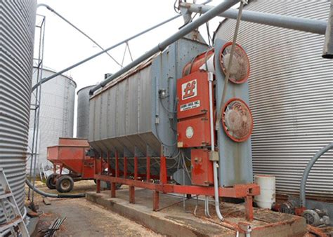 farm fans grain dryers used farm fans model cf sa320 grain dryer used grain
