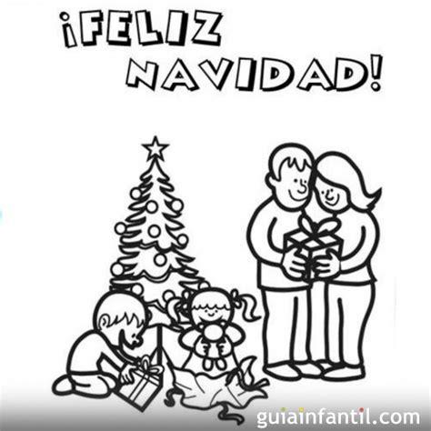 imagenes de navidad para colorear con frases felicitaci 243 n de navidad para colorear para ni 241 os