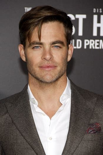 Chris Pine Hairstyle by Medium Hairstyles For With Hair