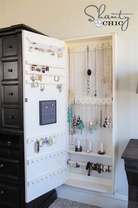 diy mirror jewelry armoire 25 best ideas about jewelry cabinet on pinterest mirror