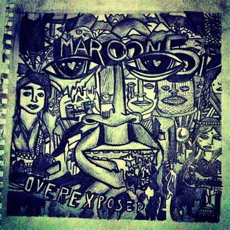 Maroon 5 Overexposed Wallpaper