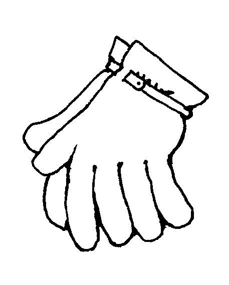 Black And White Gloves winter gloves clipart clipart panda free clipart images