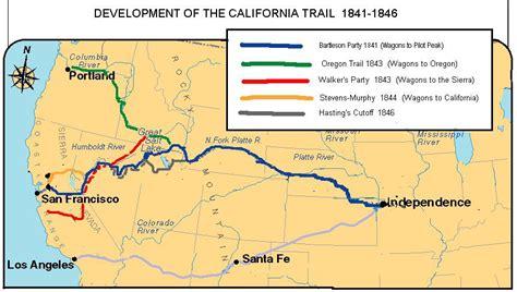 map of oregon 1840 oregon california trail map