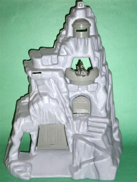 hilltop alpha recast plastic mountain  accessories