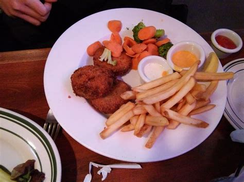 mcgraths fish house crabcake picture of mcgraths s fish house corvallis tripadvisor