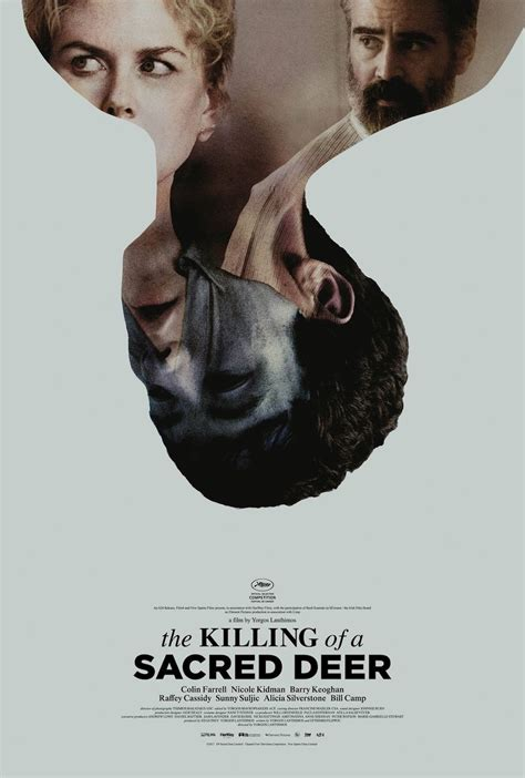 the killing of a sacred deer notable posters of 2017 subtraction
