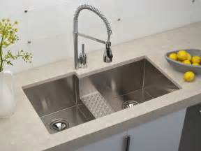 Designer Kitchen Sinks Stainless Steel from stainless steel kitchen sinks kitchen remodel styles amp designs