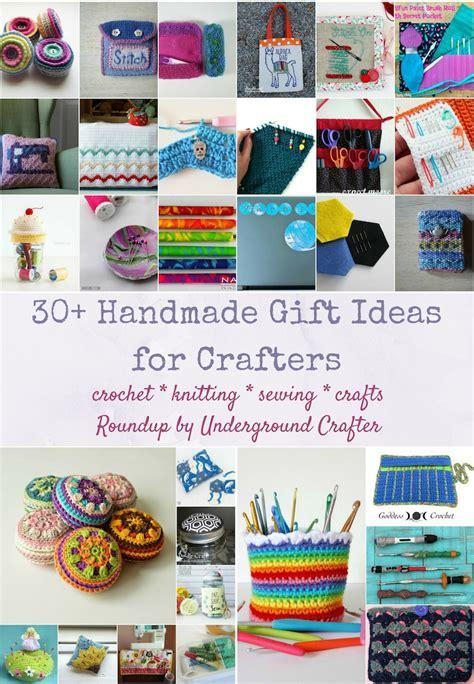 Handmade Gifts For Quilters - 30 handmade gift ideas for crafters underground crafter
