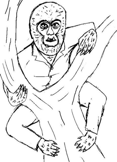 Horror Colouring Pages Horror Coloring Pages