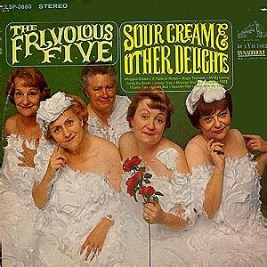 50 worst album covers thefw no 48 the frivolous five 50 worst album covers