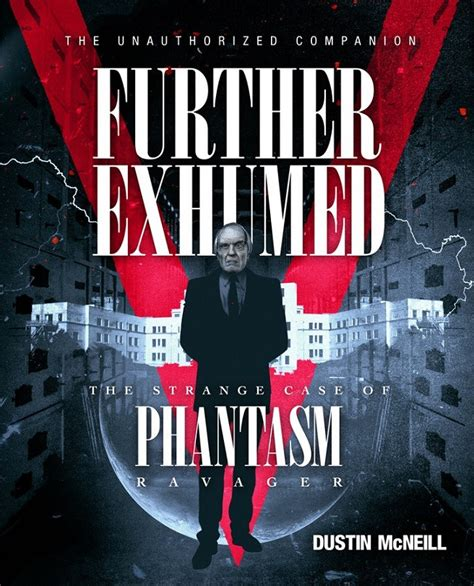 new book on phantasm ravager examines its eight year