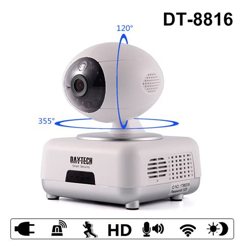 daytech wifi ip home security 720p