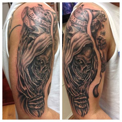 three quarter sleeve tattoo cost pin by bob price on tattoos i have done pinterest