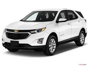Chevrolet Equinox Seating Chevrolet Equinox Prices Reviews And Pictures U S News
