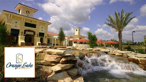 Cabins In Orlando Florida by Orange Lake Resort Orlando Florida