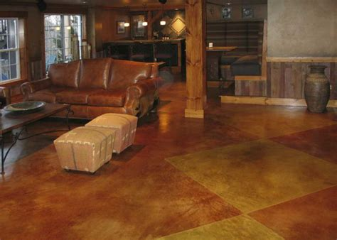 Cost To Paint Concrete Floor by Painted Concrete Floors Cost Interior Exterior Doors