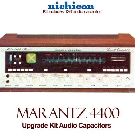 capacitors for audio marantz 4400 upgrade kit audio capacitors