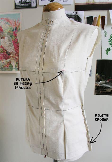 hacer el prototipo de una prenda betsy costura