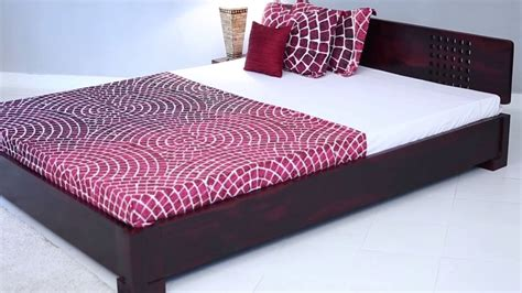 floor beds bed online damon low floor bed online in india wooden