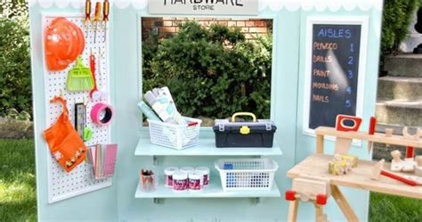 getting organized rambling renovators ana white build a diy play stand feature by rambling