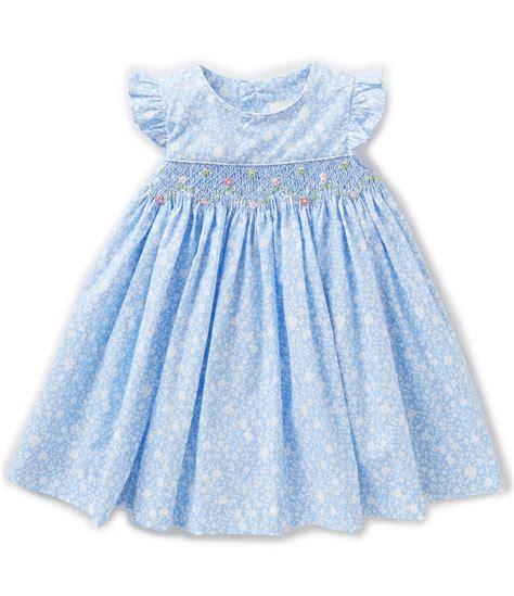 Dress Babyblues Set edgehill collection baby 3 24 ditsy floral print