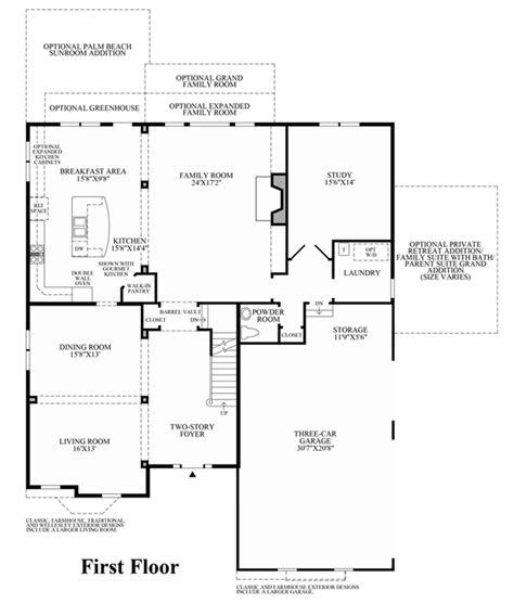 bentley floor plans columbia ii glenshire at reserve at medina luxury new