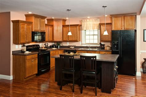 Damaged Kitchen Cabinets For Sale by Cabinet Options For Manufactured Homes Should You Upgrade