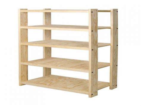 wood storage units wood shelving unit plans wood projects