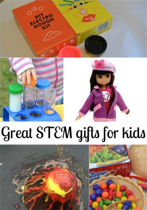 great stem gifts for kids science sparks