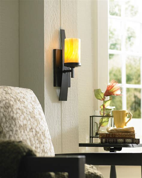 Wall Sconces Living Room | kyle wall sconce from quoizel lighting living room by