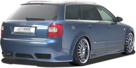 Audi E8 Price by Rdx Racedesign Aerodynamic Kit For Audi A4 8e B6