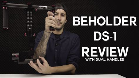 My Mba Cannot Handle 4k by Beholder Ds1 Review With Dual Handle Setup My Opinion