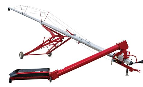 swing auger portable systems wood conn corp