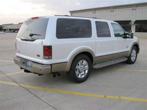 sell   ford excursion conversion  diesel eddie