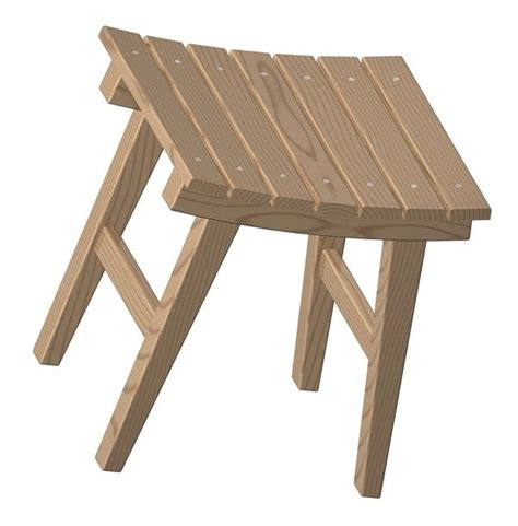 Wooden Stool Designs by 20130415 Wood