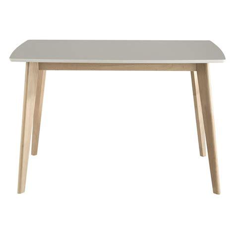 Merveilleux Chaise Salle A Manger Blanche #8: table-de-salle-a-manger-en-bois-blanche-l-120-cm-mia-1000-13-8-156464_1.jpg