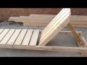 how to build a lounge chair how to build a chaise lounge pool chair part 1